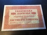 2000 гривень 1918, фото №2