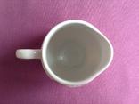 Сливочник / молочник Летние розочки. Фарфор, позолота., фото №4