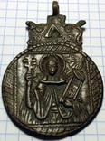 Дукач с короной св. Параскева Пятница