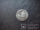 Трояк 1594 года, фото №3