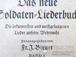 III REICH WHW карманная книга песенник Вермах Wermacht, фото №8
