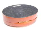 Коробочка овальная для сережек, комплекта, часов, браслета, фото №7