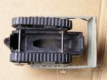 Трактор ссср (лопата подымается, гусеницы крутятся), фото №8