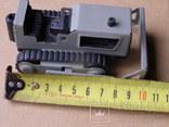 Трактор ссср (лопата подымается, гусеницы крутятся), фото №9