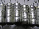 Конденсаторы К50-24 ,,новые,, -37 штук. 2200 мкф х 25 вольт. photo 3