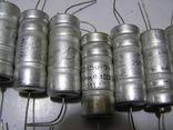 Конденсаторы К50-24 ,,новые,, -37 штук. 2200 мкф х 25 вольт. photo 4