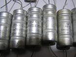 Конденсаторы К50-24 ,,новые,, -37 штук. 2200 мкф х 25 вольт. photo 5