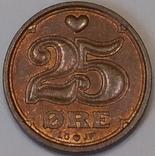Данія 25 ере, 1994