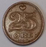 Данія 25 ере, 1995
