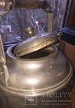 Огромный чайник в Ар-Деко фото 2