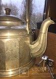 Огромный чайник в Ар-Деко фото 5