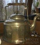 Огромный чайник в Ар-Деко фото 6