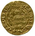 Дукат 1589г. КВ.