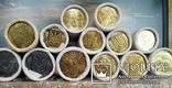 Монеты Украины в ролах photo 3