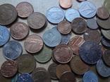 Большая Гора иностранных монет без наших. фото 4