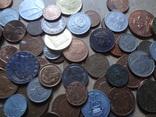 Большая Гора иностранных монет без наших. фото 5