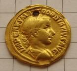 Ауреус Гордиана III photo 2