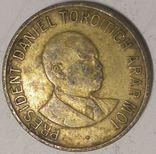 Кения 1 шиллинг 1998, фото №2