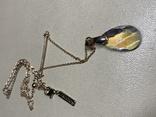 Кулон с кристаллом Сваровски от английского производителя Freedom photo 4