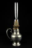 Коллекционная керосиновая лампа Reform Rund Brenner. Ночник. Клеймо. (0187)