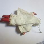 Елочная игрушка. Азиатка (вата), фото №9