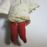 Елочная игрушка. Азиатка (вата), фото №10