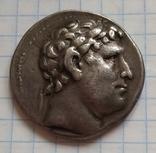 Тетрадрахма Евмена l правителя Пергама ( 263-241г.до н.э.)