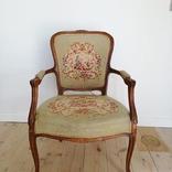 Крісло у стилі Рококо, Європа