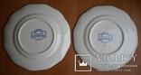 Тарелки Sarreguemines 8 шт., фото №10