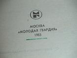 ЖЗЛ (жизнь замечательных людей) Кольцов 1983р., фото №3