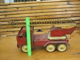 Пожарная машина в ремонт