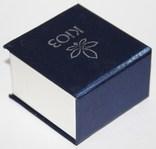 Коробочка для ювелирных изделий в виде книги (КЮЗ), фото №5