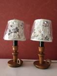 Лампи приліжкові вінтаж