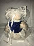 Hermann мохеровый мишка, номерной, 31 из 500 штук в мире, фото №3