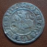 Полугрош  1512  серебро  (М.5.3), фото №3