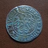 Полугрош  1512  серебро  (М.5.3), фото №4