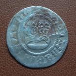 Полугрош  коронный  серебро  (М.5.22)~, фото №2