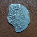 Полугрош 1509  коронный   серебро   (М.4.24)~, фото №4