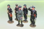 "Олов'яні фігурки ""King & Country"" Waffen SS масштаб 1:30 2010 рік photo 1"
