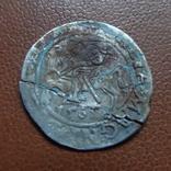 Полугрош  1561   серебро   (М.3.8), фото №2