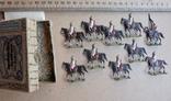 Солдатики оловянные - Германия - прусская кавалерия. photo 4