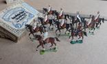 Солдатики оловянные - Германия - прусская кавалерия. photo 7