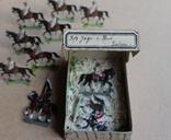 Солдатики оловянные - Германия - прусская кавалерия. photo 9