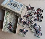 Солдатики оловянные - Германия - прусская кавалерия. photo 10