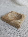Пепельница мраморная, фото №13