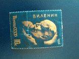 Набор марок разной тематики