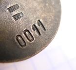Спортивный знак в серебре 900 пробы. № 3 photo 7