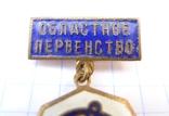Знак Динамо. Областное первенство III место. photo 2