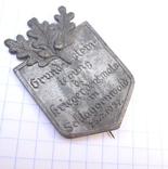 Немецкий знак 1937 год. Клеймо. photo 3