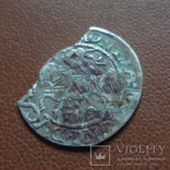 Полугрош  1519  серебро  (М.5.33)~, фото №3